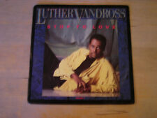 45 tours luther vandross stop to love