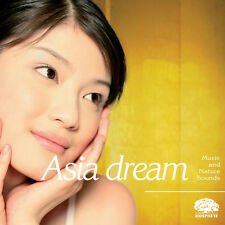 CD Biosphère – Collection Harmonies – Asia Dream / Relaxation
