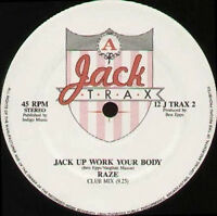 RAZE / WHITE KNIGHT–Jack Up Work Your Body KNIGHT Jacks - Jack Trax