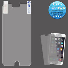 For iPhone 6+ 6S+ PLUS - 3 PIECES of CLEAR SCREEN PROTECTORS FILM GUARD (1-PACK)