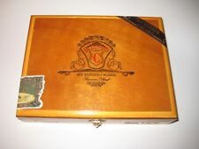Nice MY FATHER CIGARS EL CENTURION Wooden Cigar Box