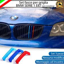 BMW SERIE 1 E87 PRE-RESTYLING COVER PER GRIGLIA IN STILE M SPORT AD INCASTRO