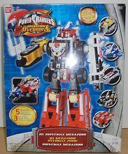 Bandai Power Rangers Operation Overdrive Drivemax DX Megazord Boxed #29086 NEW