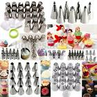 Various Russian Icing Piping Nozzles Cake Decorating Cupcake Tips Pastry Tool