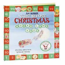 An Aussie Night Before Christmas Board Game Christmas Book Hardback Childrens