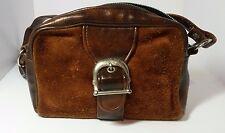 Vintage Mc Duff Purse Bag Western Accents Japan Feaux Leather