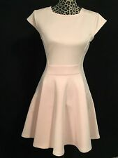 NWT TED BAKER WOMENS DRESS SIZE 6 Blush PINK