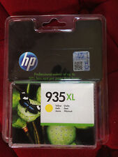 Pack HP 935XL  JAUNE Cartouches d'encre Imprimante 935 XL YELLOW BHPC2P26