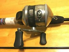 """ZEBCO 22 AUTHENTIC SERIES  (5'6"""") ROD AND REEL COMBO (29.99 FREE SHIPPING!!!!!!!"""