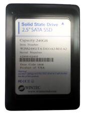 WINTEC W2SS240G1TA-D41OA2 240GB SATA (Solid State Drive) 2.5-inch DP/N 0VV4YN