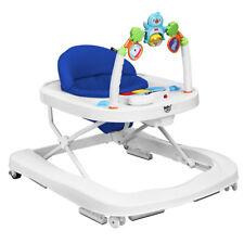 Activity Baby Walker With Wheels Baby Walking Helper Foldable Adjustable Height