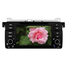 "UK 7""Car DVD Player GPS SAT NAV iPOD Bluetooth Stereo Radio for BMW E46 3 Series"