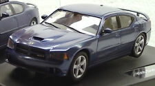 CARRERA 27251 EVOLUTION DODGE CHARGER SRT8 W/ FRONT & REAR LIGHTS 1/32 SLOT CAR