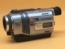 Sony DCR-TRV238E Digital 8 Camcorder, Will Digitise Video 8 & Hi8 Analogue Tapes