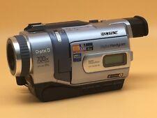 Sony DCR-TRV238E Digital 8 Caméscope, va numériser Vidéo 8 & Hi8 Analogue Bandes
