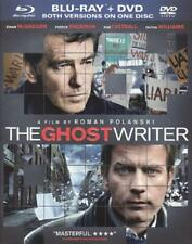 THE GHOST WRITER NEW BLU-RAY/DVD