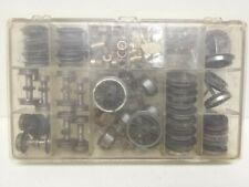 O Scale O Gauge Model Train Parts Motors Wheels etc in Plastic Storage 7 pounds