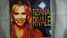 RIVALE TIZIANA - LOVE IS A HURRICANE / FLAME. CD SINGOLO 2 TRACKS . RARO!