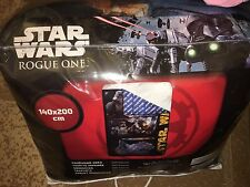 Limited Edition Star Wars Rogue One Reversible Twin Comforter
