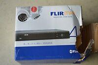 New FLIR Digimerge HD M31041C4 4 Camera Megapixel Over Coax Security System 1TB
