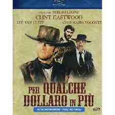 Blu Ray PER QUALCHE DOLLARO IN PIU - (1965) *** Sergio Leone *** ..NUOVO