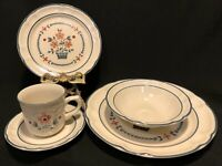 Cumberland Brambleberry Stoneware By Hearthside 5 Piece Place Setting, Japan