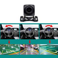 170° Fisheye Lens Dynamic Trajectory Parking Line Car Rear View Reverse Camera