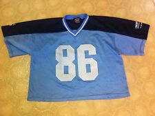 adult XL Philly Express Custom Made lacrosse jersey Cherry Hill New Jersey Blue