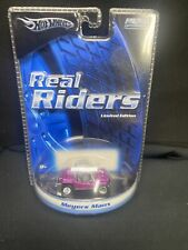 Hot Wheels 2005 REAL RIDERS MEYERS MANX PURPLE LIMITED EDITION