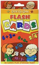 Jumbo Flash Cards (Division) from Little Folks