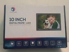 LOVCUBE SMART DIGITAL PICTURE FRAME 10 Inch IPS WiFi