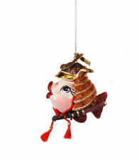 Katherine's Collection Kissing Fish  - Samurai