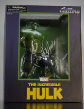 Diamond Incredible Hulk Statue Signed by Lou Ferrigno 100% Authentic With COA