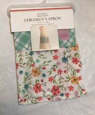 Children's Apron made by Dii - Garden Meadow
