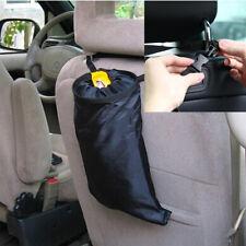 2pcs Auto Müllsäcke Hängeaufbewahrung Durable Leakproof Verstellbarer Spanngurt
