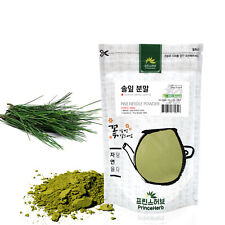 Medicinal Korean Herbal Powder, 100% Natural Pine Needle Powder 솔잎분말