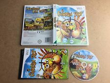 Chicken Riot - Nintendo Wii TESTED/WORKING UK PAL