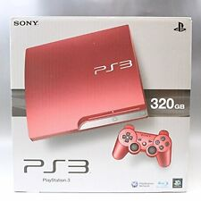 NEW PS3 Scarlet Red Console Playstation 3 System Japan *COLLECTORS ITEM*