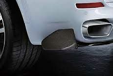X5 F15 Carbon Fiber Side Flap Set Genuine BMW X5 M Sport 51192334715 51192348140