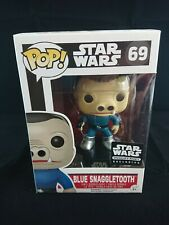Star wars blue snaggletooth 69 funko pop
