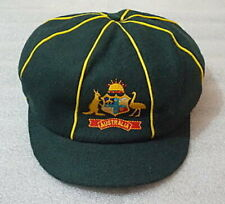 Retro Australia Baggy Green Cricket Cap Brand New - Free Shipping