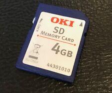 SD Speicherkarte 4gb (OKI)