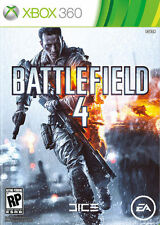 Battlefield 4 (Microsoft Xbox 360, 2013)NO MANUAL