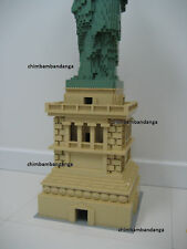 LEGO Statue of Liberty 3450 Base/Pedestal Instructions