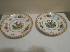 2 Copeland Spode Footed Cup Saucer (only) PEPLOW Pattern More pieces available