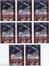 Lot of (16) Joe Rogers 2012 Panini Elite Auto RC's - Detroit Tigers Prospect SP