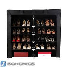 Songmics Armoire/étagères À Chaussures 7 couches 36 paires de Cha