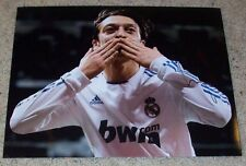 MESUT OZIL SIGNED AUTOGRAPH REAL MADRID 11x14 PHOTO B w/PROOF GERMANY