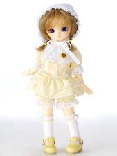 Volks Super Dollfie Sunflower Dress Set fits YoSD Yo-midi AI Leeke 1/6 Size BJD