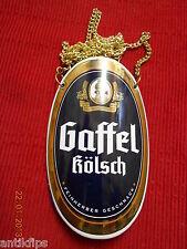 Gaffel Kölsch Zapfhahnschild P424
